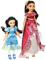 Набор кукол принцессы Елены и её младшей сестры Изабель Disney Princess Elena of Avalor & Princess Isabel Doll