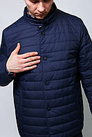 Весенне-осенняя мужская куртка на синтепоне