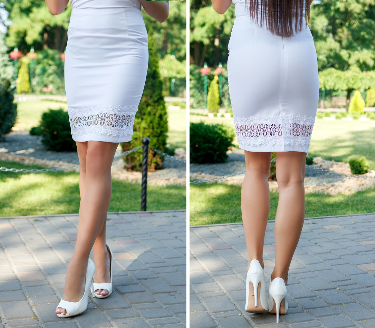 Эленгантная юбка    (размеры 42-48)  0089-31
