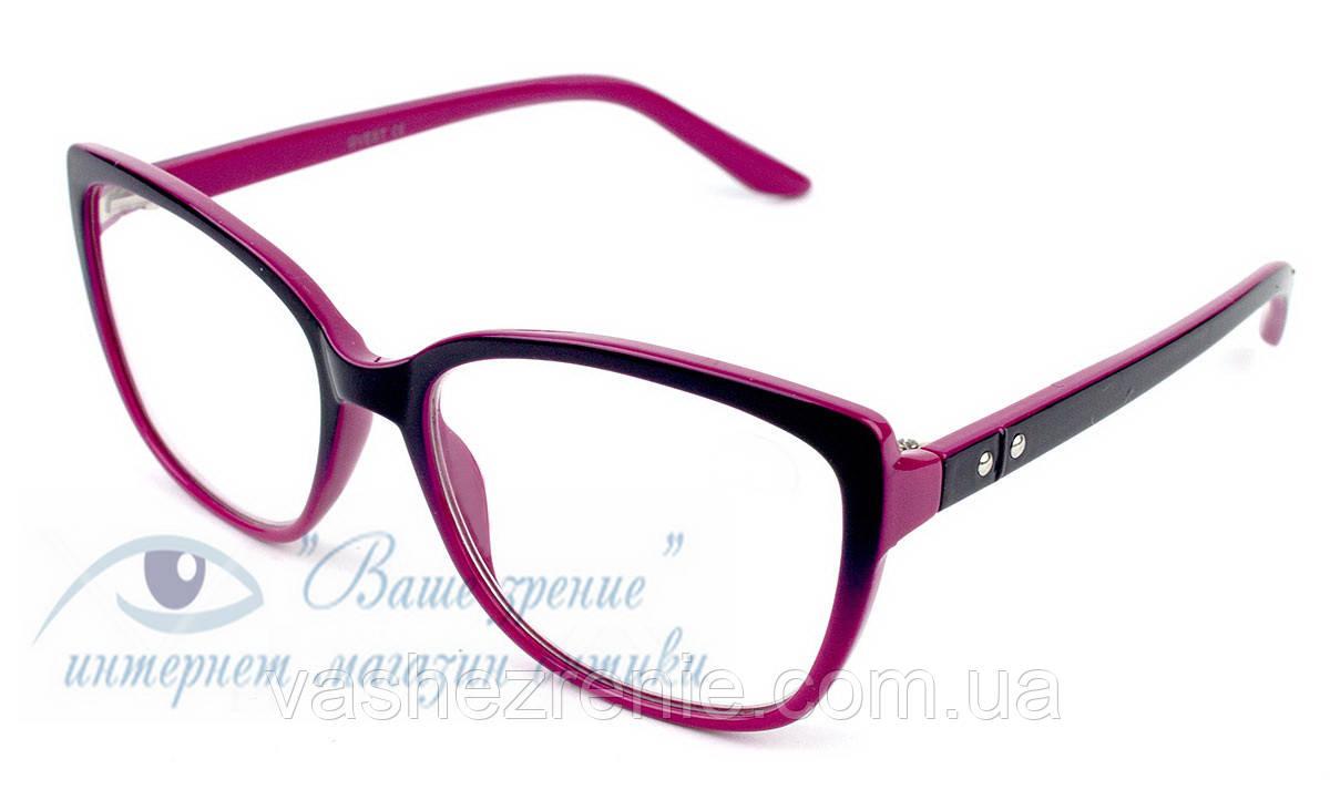 Очки женские для зрения с диоптриями +/- Код:1130
