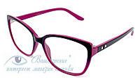 Очки женские для зрения с диоптриями +/- Код:1130, фото 1