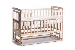 Детская кроватка-трансформер DeSon DS1-07  (натуральный)