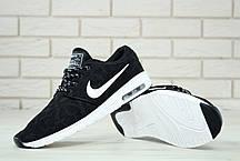 Кроссовки мужские Nike Stefan Janoski черные топ реплика , фото 3