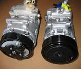 Ремонт компрессора кондиционера на комбайн Полесье, фото 2