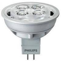 Лампа светодиодная philips led mr16 4.2-35w 6500k 12v 24d essential (929000250608)