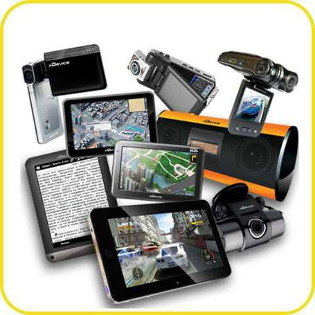 Видеорегистраторы и авто товары