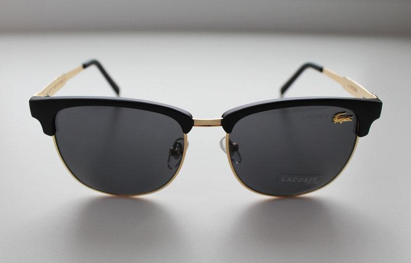 Безумно элегантные женские солнцезащитные очки Lacoste