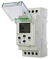 Реле часу РСЅ-517 цифровий багатофункціональний 0,25 сек. - 99 годин 59 хв. 24-264В АС/DC F&F