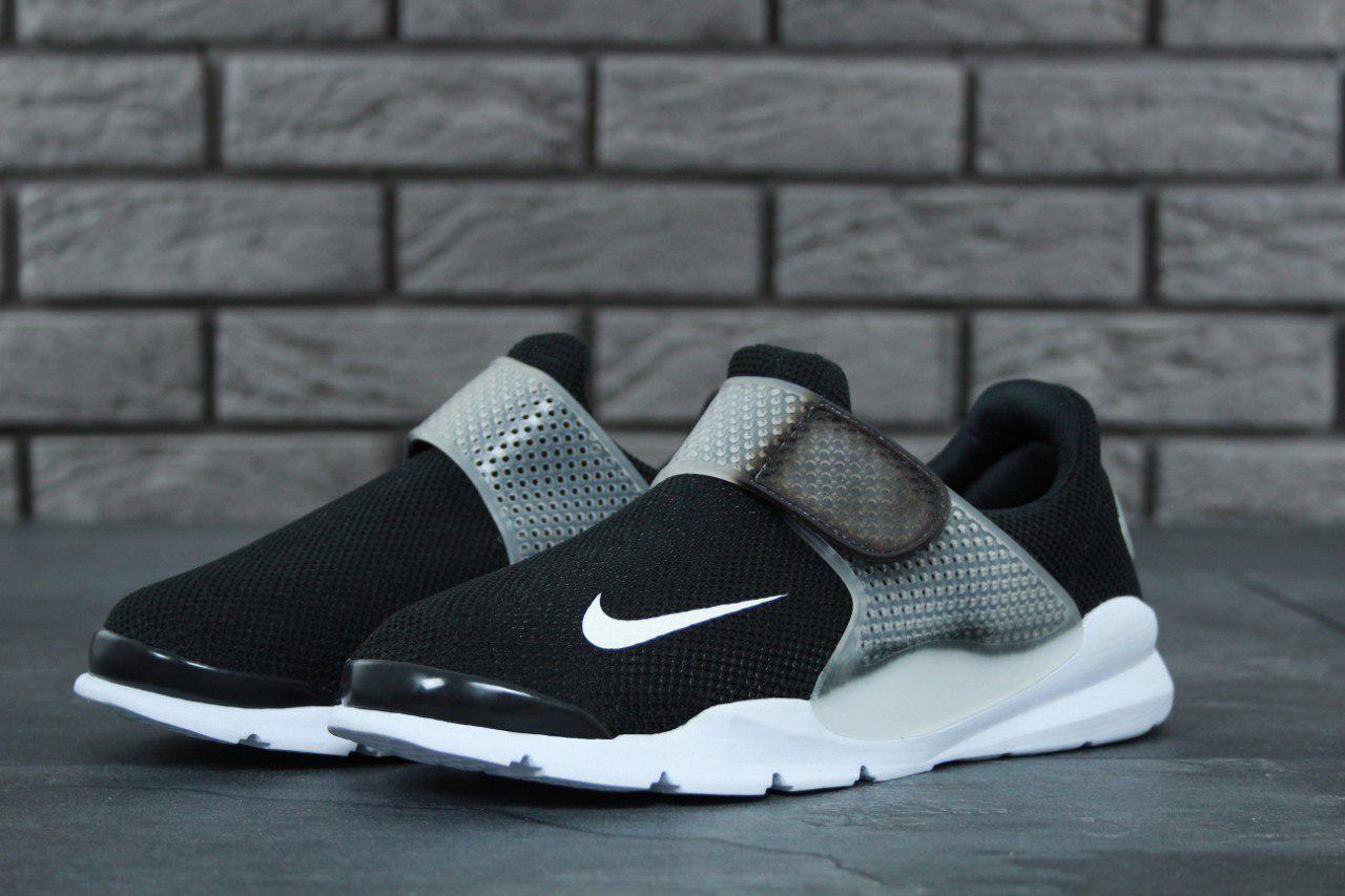 Кроссовки мужские Nike Air Presto черные топ реплика