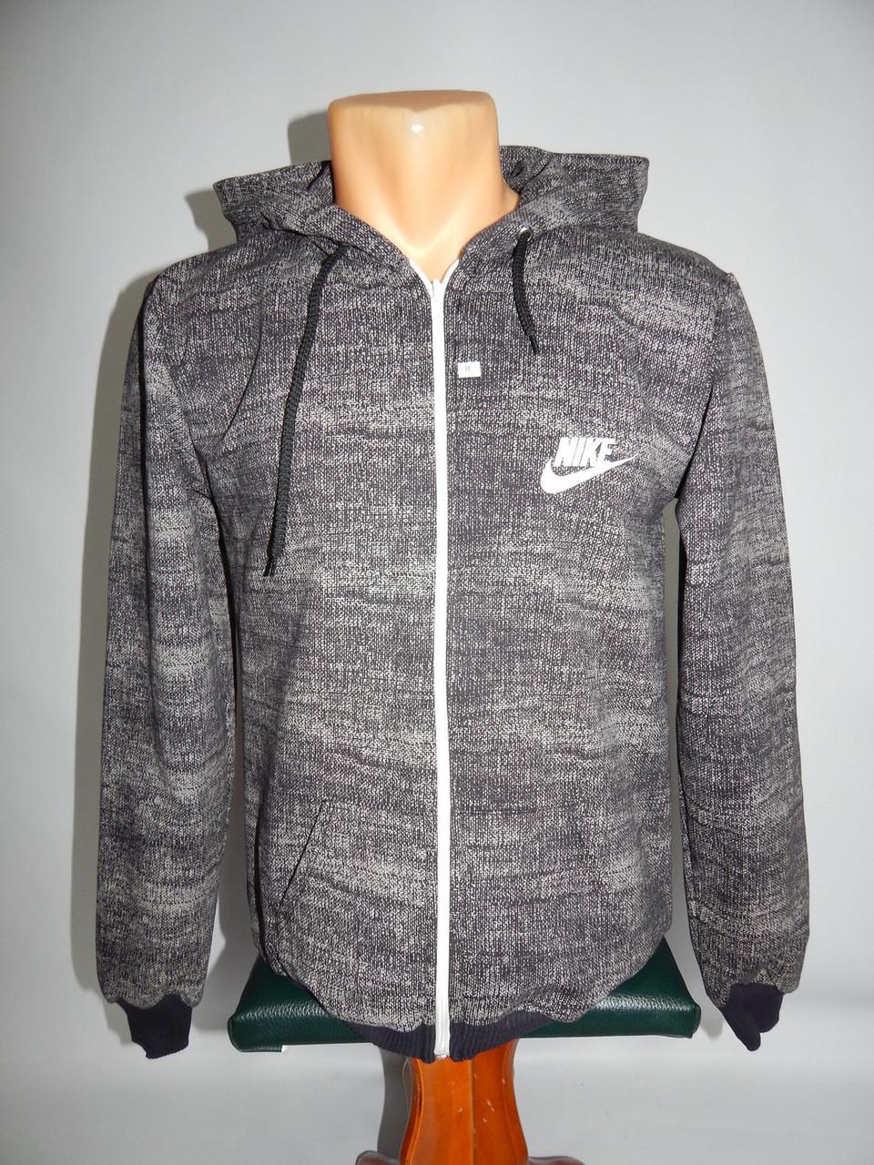 Толстовка підлітковий весна-осінь Nike репліка р. 44-46 063ТП
