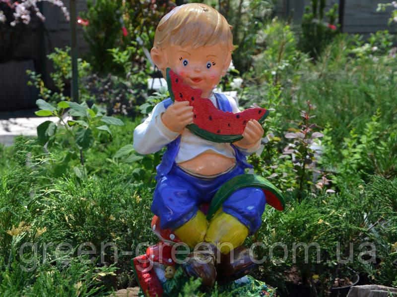 Мальчик с арбузом