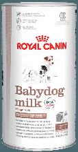 Заменитель молока для щенков Babydog milk Royal Canin 400 гр срок 30.11.2019