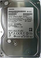 HDD 500GB 7200 SATA3 3.5 Toshiba DT01ACA050 Y228R57F, фото 1