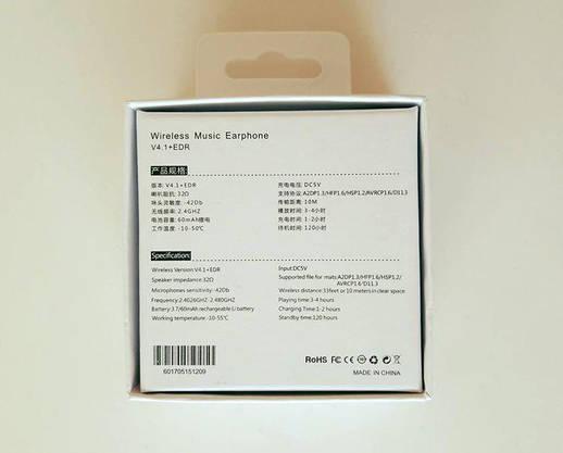 Беспроводные наушники i7 TR Bluetooth аналог AirPods (ВидеоОбзор), фото 3