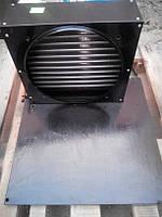 Платформа с конденсатором воздушного охлаждения