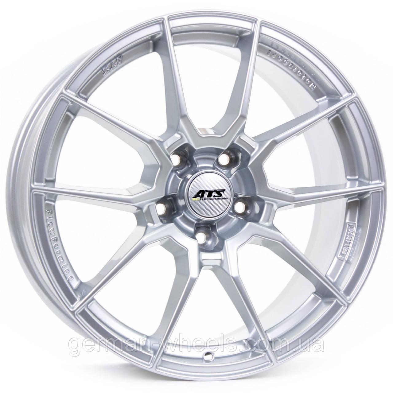 """Диски ATS (АТС) модель RACELIGHT колір Royal-silver параметри 8.5 J x 19"""" 5 x 112 ET 30"""