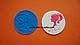 """Силиконовый штамп """"Барби 2"""", фото 3"""