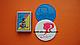 """Силиконовый штамп """"Барби 2"""", фото 2"""