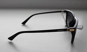 Безумно элегантные женские солнцезащитные очки под бренд Gucci, фото 2