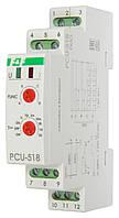 Реле часу РСU-518 DUO багатофункціональний 0,1 сек. - 24 доби 24В АС/DC F&F