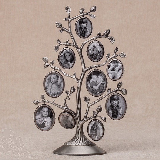 Фото-рамка семейное родовое дерево на 20 фото