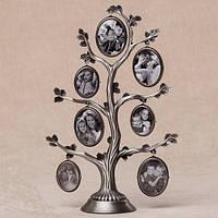 Дерево с семейными фото 14 шт