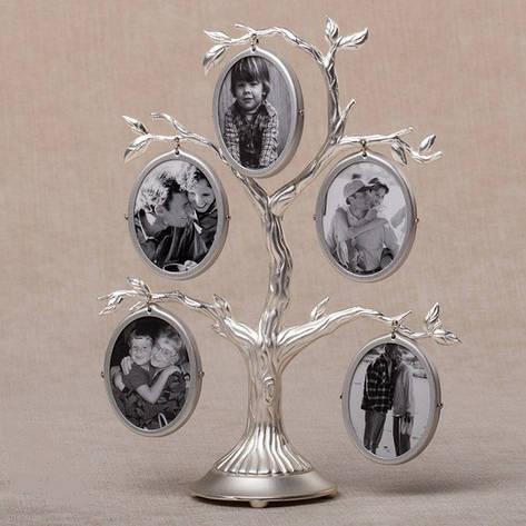 Серебряное родовое дерево на 10 фотографий, фото 2