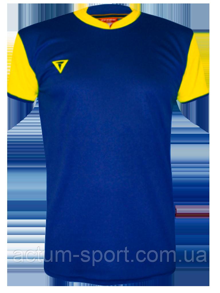 Футболка игровая Classic  Сине/желтый, S