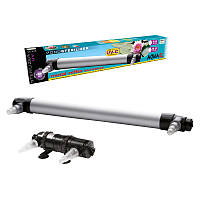 Стерилизатор для пруда Aquael UV PS-55W 9000 л/ч