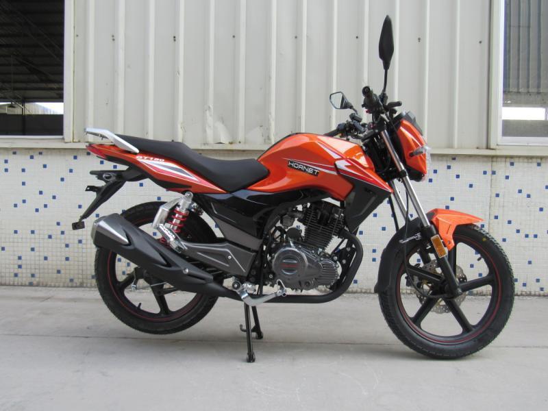 Мотоцикл HORNET GT-150 (150куб.см), кирпичный