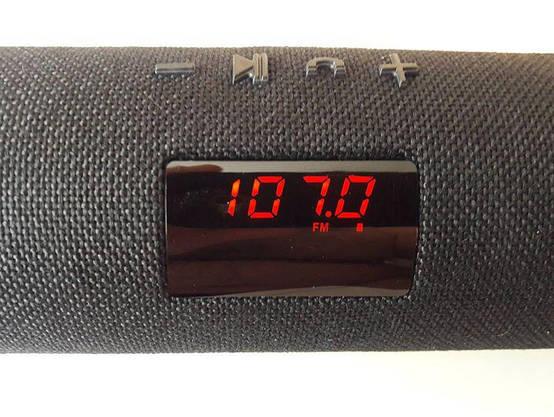 Большая Мощная Bluetooth-FM-Колонка с ЖК Дисплеем (ВидеоОбзор), фото 3