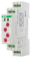 Реле часу РСU-507 багатофункціональний 0,1 сек. - 24 доби 230В F&F