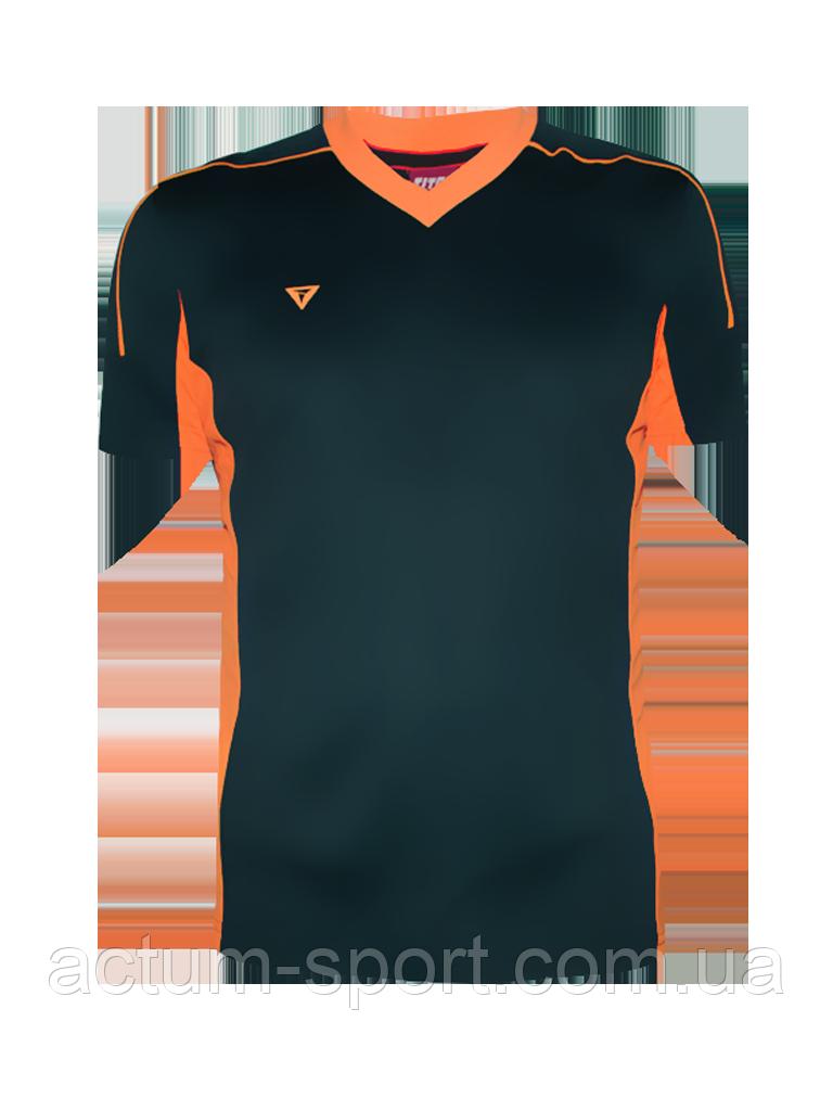 Футболка игровая Mriya 2 Titar XXL, Черно/оранжевый