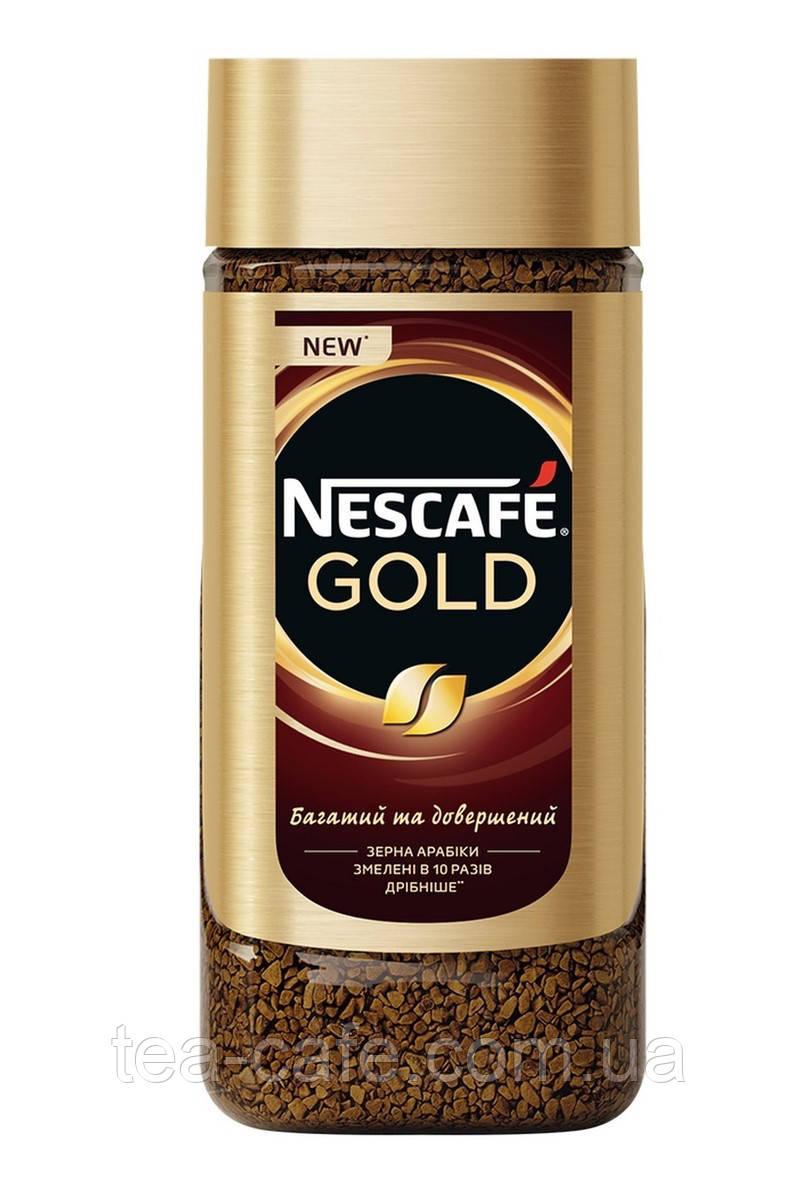 Nescafe Gold 190 гр. стеклянная банка