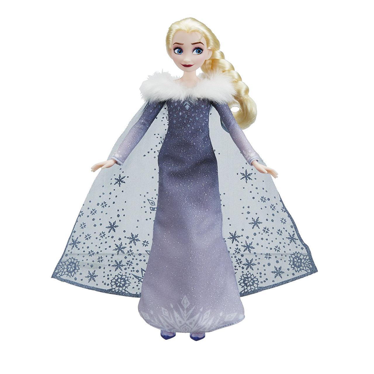 Кукла Эльза музыкальная Disney Frozen Musical Elsa