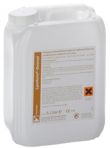 Лизоформ Десмат, 5л. - средство для автоматической дезинфекции инструментов