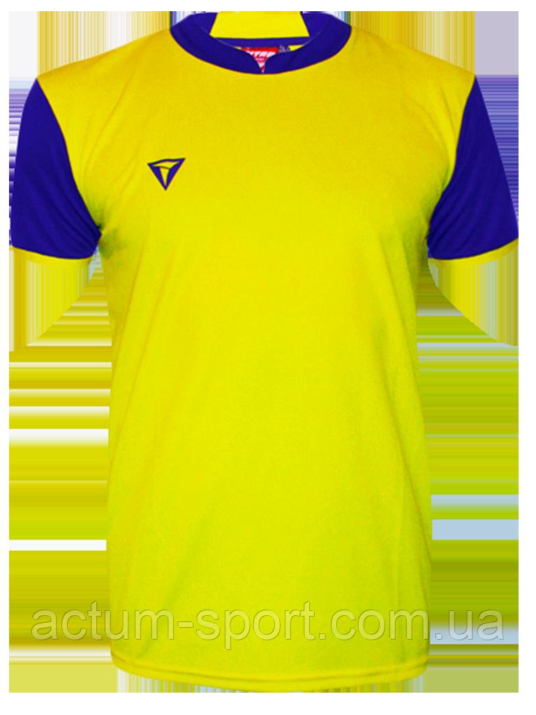 Футболка игровая Classic  Желто/синий, XS
