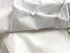 Польская водонепроницаемая махра белая