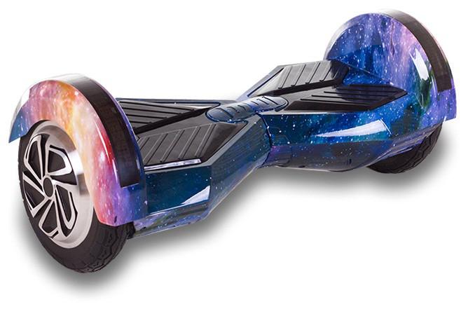 Smart Balance lambo U6 - 8 дюймов LED - С Царапиной внизу корпуса Space (Космос)