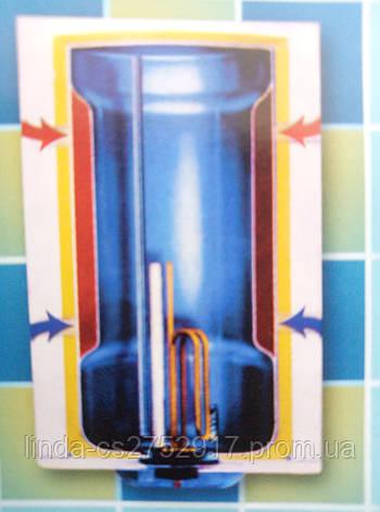 Водонагреватель Areesta Water heater 100 I C Kombi. 2 Квт Мокрый тен.Купить в Одессе комбинированный бойлер., фото 2