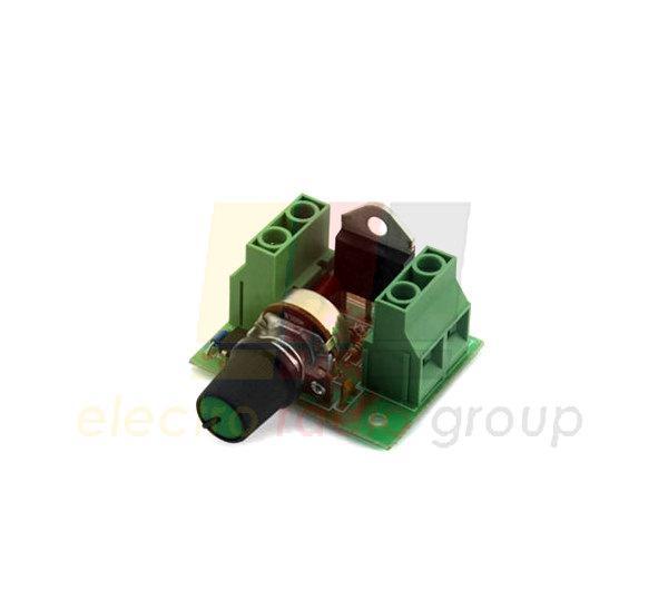 Радиоконструктор K139 (регулятор мощности симисторный до 5КВт)
