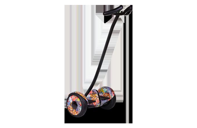 "Гироскутер Monorim M1Robot Ninebot mini 10,5"" (Music Edition) - Hand Drive Hip-hop Miami (Хип-Хоп Оранжевый)"