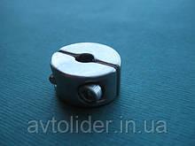 Нержавеющее зажимное кольцо для троса, А4 (AISI 315).