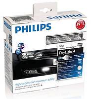 Денні ходові вогні PHILIPS LED DAYLIGHT 4 (12831ACCX1)
