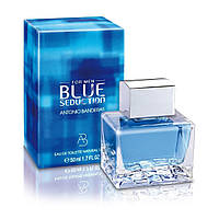 Мужская туалетная вода Antonio Banderas Blue Seduction for Men edt 100 ml