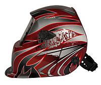 Сварочная маска хамелеон OPTECH S777 RedArt
