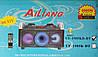 Портативный бумбокс караоке Ailiang UF-1505KD-DT сабвуфер USB\ Bluetooth\ FM-тюнер\ Пульт ДУ ( Реплика ), фото 7