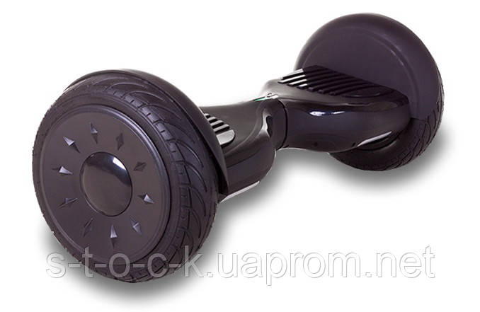 Гироборд Smart Balance All Road 10,5 Black (матовый)
