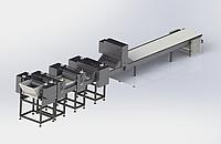 Линии для производства халвы ЛРХ-1 Trans Servise
