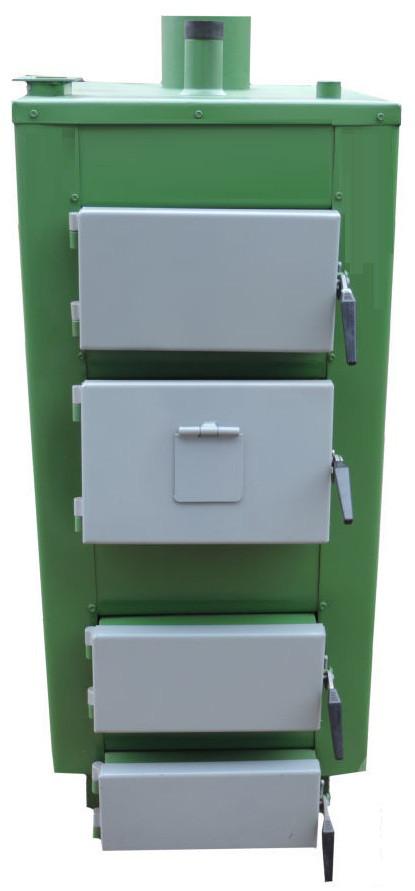 Отопительный твердотопливный котел длительного горения САН- ПТ (CAH-PT) 56 кВт